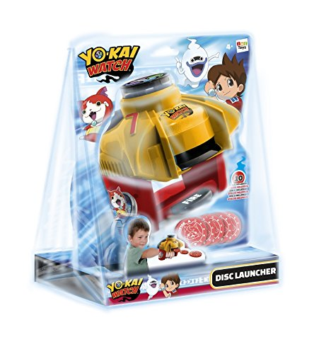 641ea53c65730 IMC Toys Yo- Kai Watch Lanzador de Discos 396500