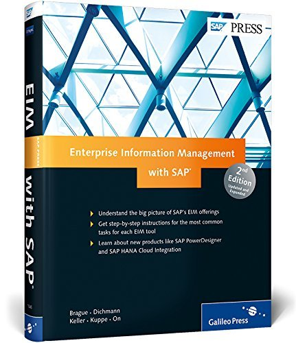 Enterprise Information Management with SAP: SAP EIM (2nd Edition) by Corrie Brague (2014-11-03)
