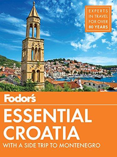 Fodor's Essential Croatia (Fodor's Travel Guide, Band 1)