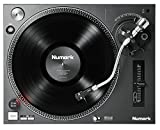 Numark TT250 USB | Professional Direct Drive Turntable with high-quality magnetic cartridge, aluminum platter & S-shaped tonearm + Mac & PC conversion software included