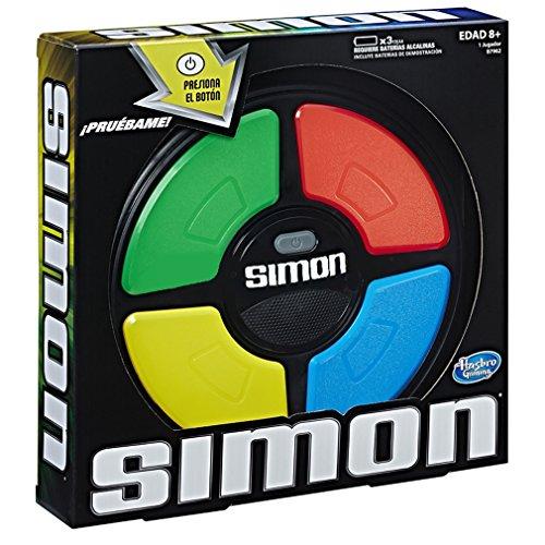 Hasbro GamingB7962EU4 Simon Jeu Classique
