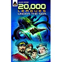 20,000 Leagues Under the Sea (Campfire Graphic Novels)