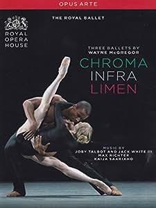 Three McGregor Ballets - Triple Bill [DVD]