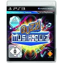 Buzz!: Das ultimative Musik-Quiz (Move kompatibel)