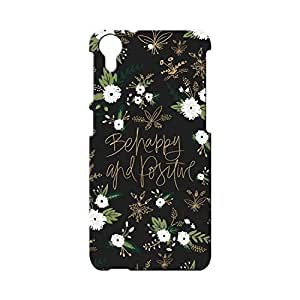 BLUEDIO Designer Printed Back case cover for HTC Desire 728 - G3897