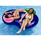 Swimline Side By Side Swimming Pool Float, 2-Pack
