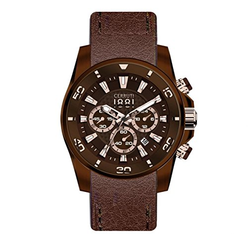 CERRUTI 1881 Reloj de hombre - CRA129SBR12BRA