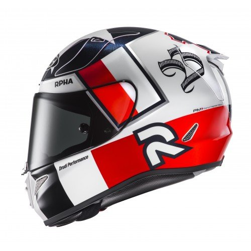 Helmets Rpha 11 Ben Spies MC1 HJC New 2017 Size L