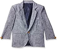Ram Paw Boys' Single Breasted Regular Fit Blazer (B