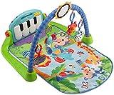 Mattel Fisher-Price BMH49 Rainforest Piano-Gym mit Musik