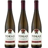 3x Tokaji Lindenblättriger - Hárslevelü lieblich á 0,75l