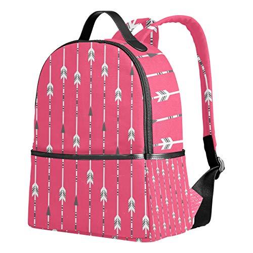 Ahomy Schulrucksäcke mit Pfeil-Clip, Art Set, Rucksack, Schultertaschen für Mädchen und Jungen