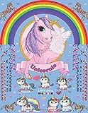 Unicornio Libro Para Colorear
