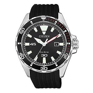 CITIZEN Reloj Analógico para Hombre de Cuarzo BM7459-10E