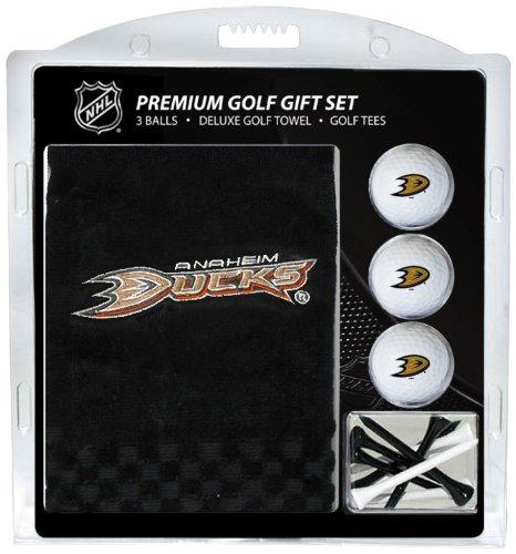 Team Golf NHL Anaheim Mighty Ducks Handtuch Geschenkset