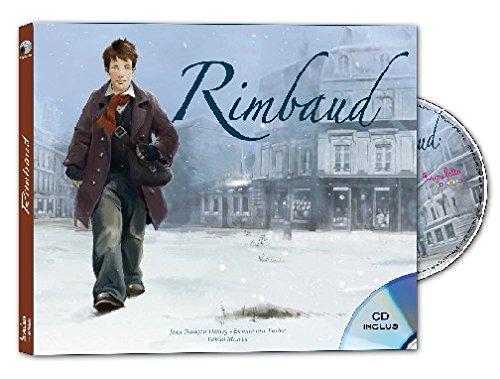 Rimbaud (1CD audio) par Jean-François Demay, Emmanuelle Favier, Fabien Montes