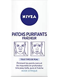 Nivea Patch Purifiant Fraicheur X6 - Lot de 3