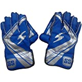SS College Wicket Keeping Gloves - Boys