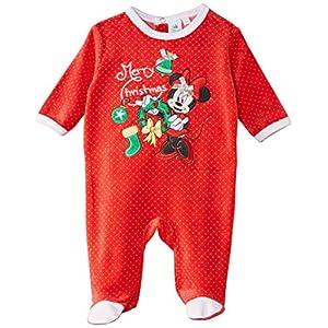 Pijama-Navidad-Beb-Merry-Christmas-Minnie-rojo-de-3-a-23-meses