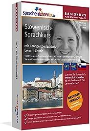 Sprachenlernen24.de Slowenisch-Basis-Sprachkurs: PC CD-ROM für Windows/Linux/Mac OS X + MP3-Audio-CD für MP3-Player. Sloweni