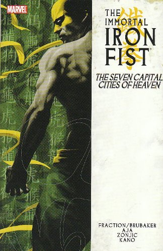 Immortal Iron Fist: Seven Capital Cities of Heaven Vol. 2