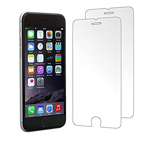 Verre Trempé iPhone 6 6S, Foho Film Protection en Verre