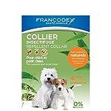 Francodex collier antiparasitaire pour chien