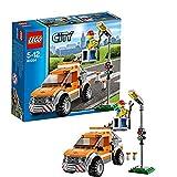 LEGO City Great Vehicles 60054 - Camion della Manutenzione Stradale