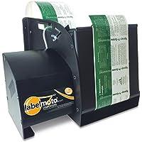 START International LDX8100-2EU Dispensador de Etiquetas Eléctrico de Alta Velocidad, Ancho Máximo 203 mm, Longitud Máxima 305 mm, Velocidad de Alimentación de 19.8 cm/s, Negro