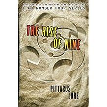 The Rise of Nine (Lorien Legacies, Band 3)
