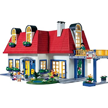 Playmobil 4279 jeu de construction villa moderne for Maison moderne jeu