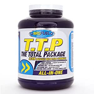 NRG FUEL TTP The Total Package 840g 14 Servings (Vanilla)