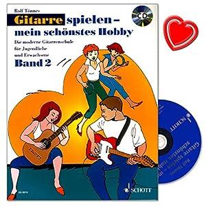 Rolf Tönnes ED9974 9783795758455 - Chitarra per bambini e adulti, con CD