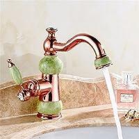 Caribou Faucet Caribou@Basin Mixer Tap Lavatory Mixer Tap All Bronze Antique Bathroom Sink Faucet Washroom Basin Mixer Taps
