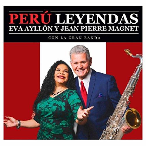 Eva Ayllón y Jean Pierre Magnet Con la Gran Banda -