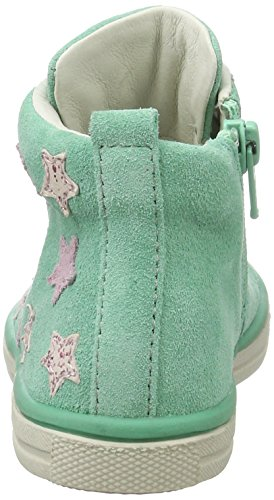 Lurchi Starlet, Chaussons montants fille Türkis (Mint)