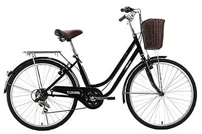 Sportsman Ladies Girls Dutch Style Bike Bicycles 6 Speeds with Warranty Lightweight