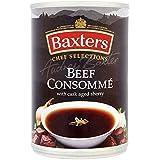 Baxters Carne De Vacuno De Lujo Sopa De Consomé 400g (Paquete de 6)
