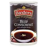 Baxters Carne De Vacuno De Lujo Sopa De Consomé 400g (Paquete de 2)