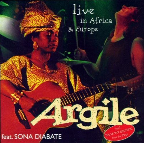 Live in Africa & Europe by Argile and Sona Diabate (2000-10-25)