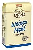 Bauckhof Bio Bauck Weizenmehl Type 1050 (2 x 1 kg)