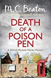 Death of a Poison Pen (Hamish Macbeth)