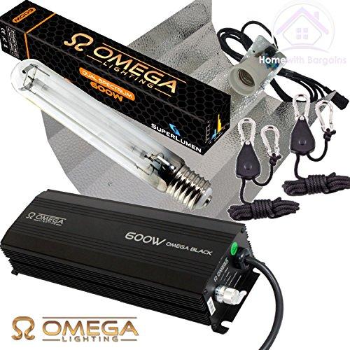 Kit Beleuchtung OMEG 600W - Hps-ballast-kits