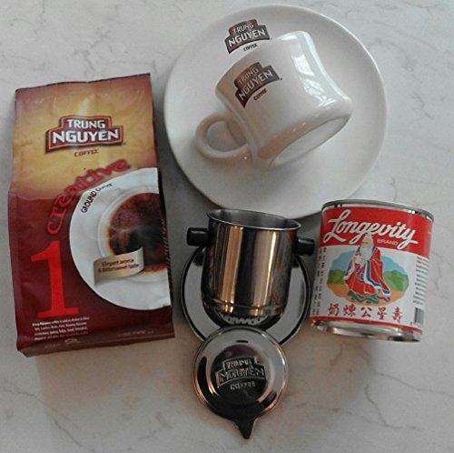 Vietnam Kaffee Starterpaket Trung Nguyen Creative 1