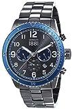 Cerruti 1881 Herren-Armbanduhr VOLTERRA Analog Quarz Edelstahl beschichtet CRA104SUBL61MU