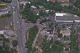 MF Matthias Friedel - Luftbildfotografie Luftbild von Kollaustraße in Hamburg (Hamburg), aufgenommen am 02.08.99 um 13:06 Uhr, Bildnummer: 0880-09, Auflösung: 3000x2000px = 6MP - Fotoabzug 50x75cm