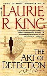 The Art of Detection by King, Laurie R. (2007) Mass Market Paperback