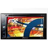 2 x atFoliX Anti-casse Protecteur d'écran Pioneer AVH-280BT / X2800BT Anti-choc Film Protecteur - FX-Shock-Antireflex