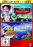 Mary Poppins / Die tollkühne Hexe in ihrem fliegenden Bett (2 DVDs)