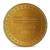 Monnaie de Paris MÉDAILLE 2019 Or Nordique Johnny HALLYDAY Croix du Rockeur
